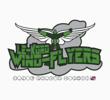 Le-Koro Wind-Flyers Kids Tee