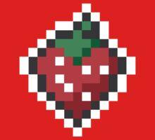 strawberry pixels by 50mmFairy