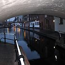 Under the Canal Bridge, Birmingham by Jane McDougall