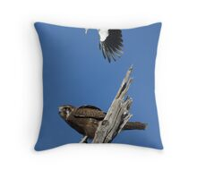 Ignorance is Bliss... Throw Pillow