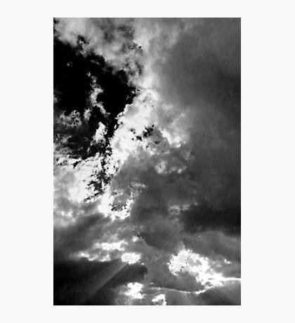 Light Leaks Photographic Print