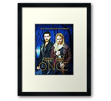 """""""True Love is Stronger than Darkness"""" Framed Print"""