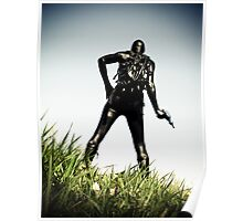 Ray Gun Zentai 2012 Set II Pic 02 Poster