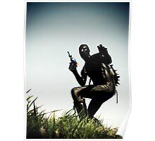 Ray Gun Zentai 2012 Set II Pic 04 Poster
