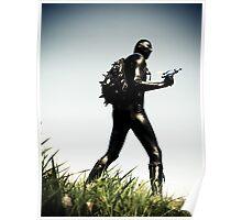 Ray Gun Zentai 2012 Set II Pic 05 Poster