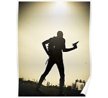Ray Gun Zentai 2012 Set II Pic 08 Poster