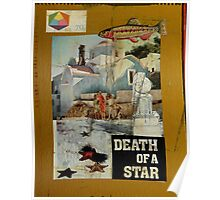 death of a star Poster