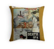 death of a star Throw Pillow