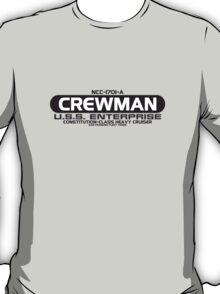 USS Enterprise NCC-1701-A T-Shirt