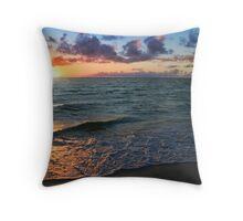Gulf of Mexico Throw Pillow