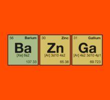 Ba Zn Ga! - periodic elements scramble by dennis william gaylor