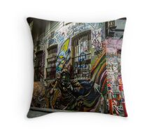 Youth projects Throw Pillow