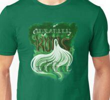 Insanity Runs from my Family Unisex T-Shirt