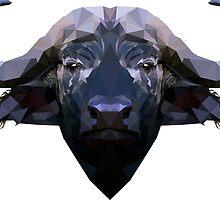 African Buffalo by edwardmhz