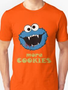 COOKIE MONSTER Unisex T-Shirt