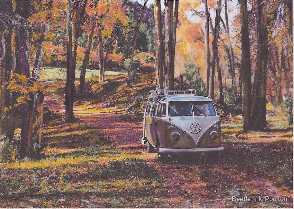 Woodland by Sharon Poulton