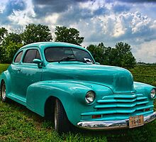 1948 Chevrolet Custom Street Rod by TeeMack