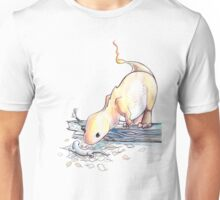 Char and the Salamander Unisex T-Shirt
