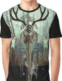 The Forest Spirits Graphic T-Shirt