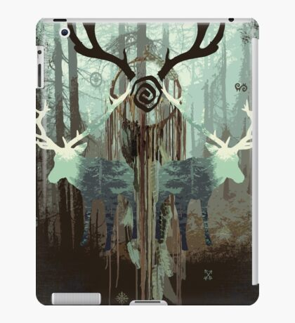 The Forest Spirits iPad Case/Skin