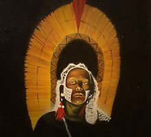 Warrior Chief by PaulReeves