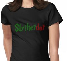 Slytherdor Womens Fitted T-Shirt