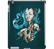 Ink on Wood iPad Case/Skin