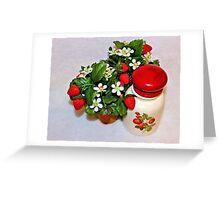 Berries - Daily Homework - Day 16 - May 23, 2012 Greeting Card