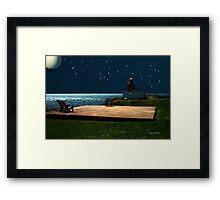 Ocean Oasis Framed Print