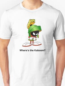 Marvin the Martian - Kaboom T-Shirt