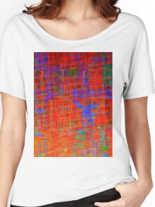 0325 Abstract Thought Women's Relaxed Fit T-Shirt