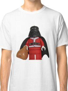 Santa Darth Vader Classic T-Shirt