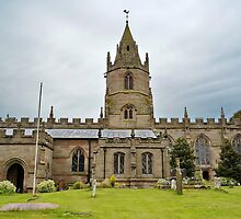 St Bartholomes's Church -Tong  by relayer51