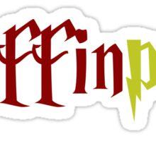 Gryffinpuff Sticker