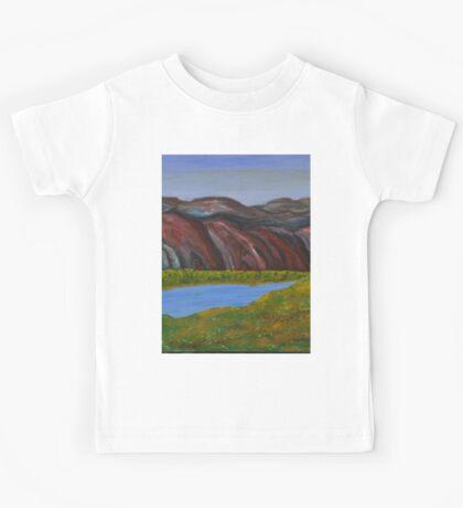 009 Landscape Kids Tee