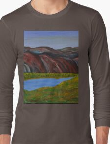 009 Landscape Long Sleeve T-Shirt