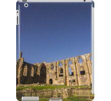 Bolton Abbey at Night IMG 5573 iPad Case/Skin