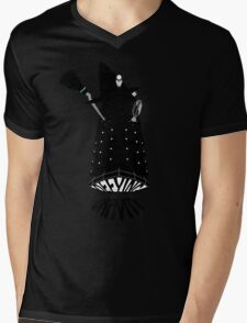 Defying Gravity version 2 Mens V-Neck T-Shirt