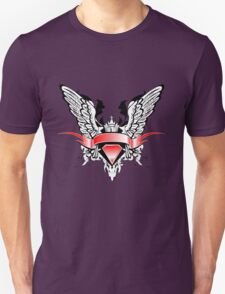 Ribbons Vector Unisex T-Shirt