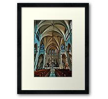 Immaculate Framed Print