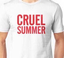 Cruel Summer 1 Unisex T-Shirt