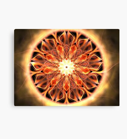 Grapefruit Canvas Print