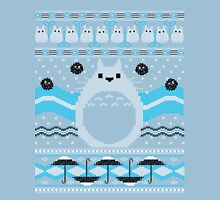 Totoro Knitted Neighbor Unisex T-Shirt