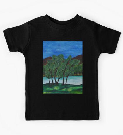 008 Landscape Kids Tee