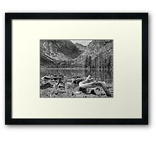 Parker Lake, Ansel Adams Wilderness Area, California Framed Print