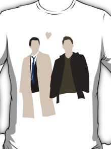 Destiel is real T-Shirt