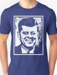JFK (LARGE) Unisex T-Shirt
