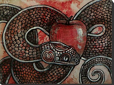 Red Delicious by Lynnette Shelley