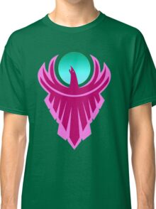 The New Day - Phoenix Logo (Pink and Teal) Classic T-Shirt