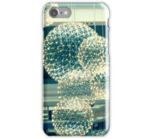 Circular Chandelier  iPhone Case/Skin